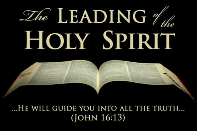 THE LEADING OF THE HOLY SPIRIT EBOOK