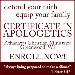 ACM - Apologetics Certificate